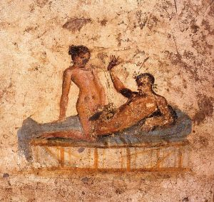 Roman Sex - Pompeii
