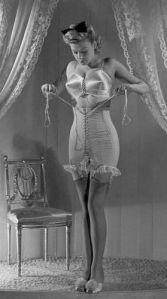 1940s corset